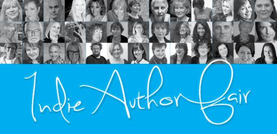 Indie Author Fair banner ad