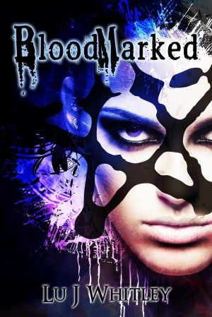 BloodMarked Official Cover