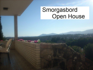 Smorgasbord Open House