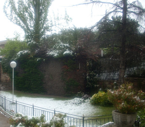 Snow February