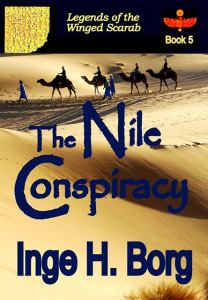 The Nile Conspiracy-Inge H Borg