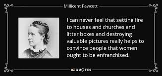 Fawcett and quote