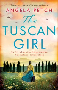 The Tuscan Girl cover