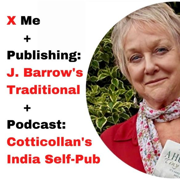 Photo of author Judith Barrow.